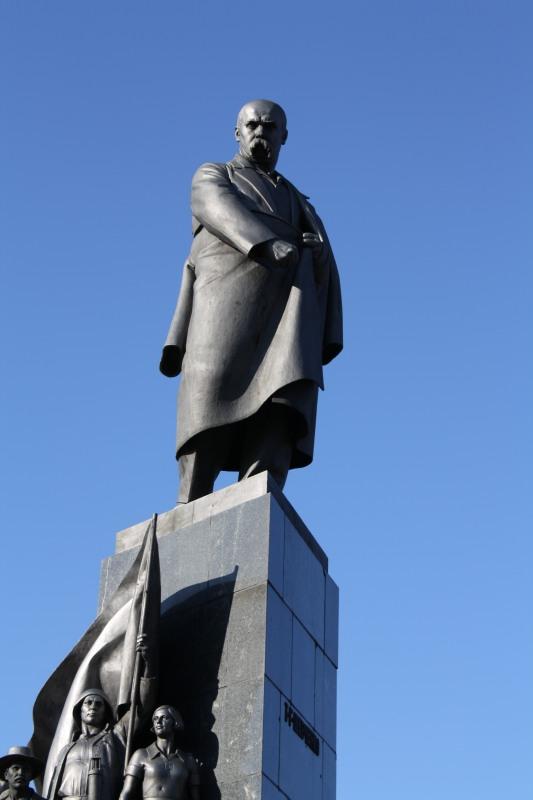 Памятник Шевченку Тарасу Григоровичу