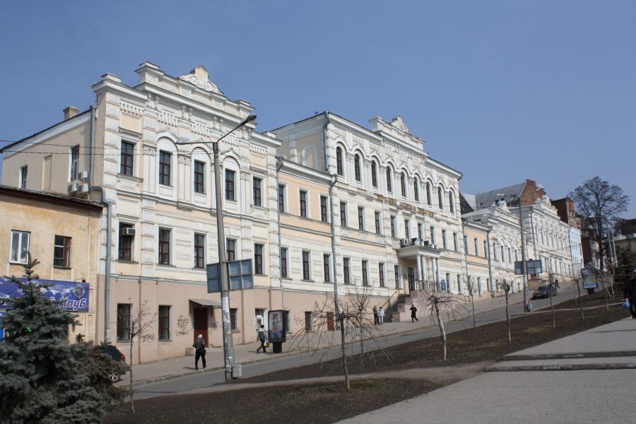 Харьковская бурса