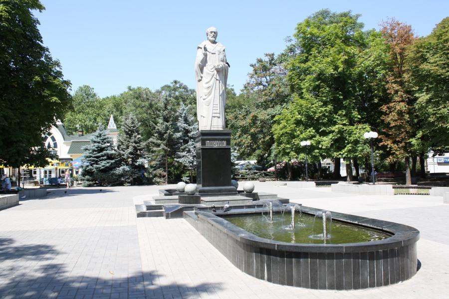 Памятники в николаеве в картинках
